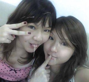 Asian Cumshots 109