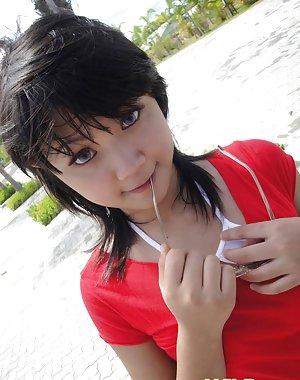 Hot Emo Asian 55