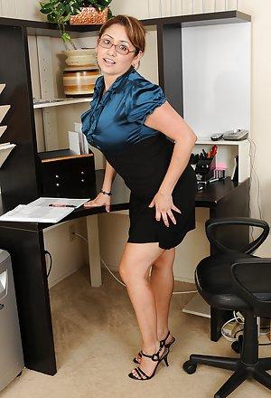 Mature Secretary Galleries 120