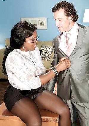 Ebony big booty teacher
