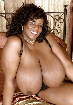 Absolutely big black saggy titties where