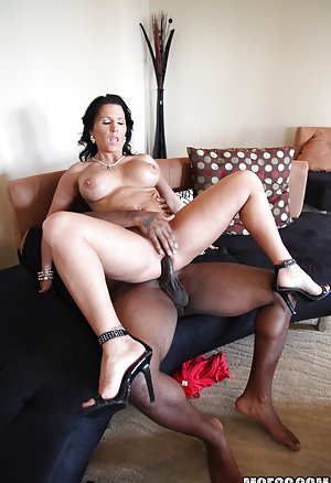 Kendra secrets hot milf interracial sex