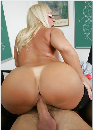 Big ass teacher