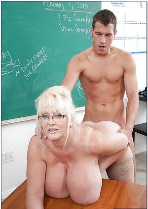 Big Tit Teachers