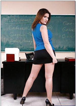 Teacher porn of mrs