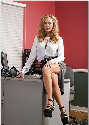 Milf Secretary Sex 44
