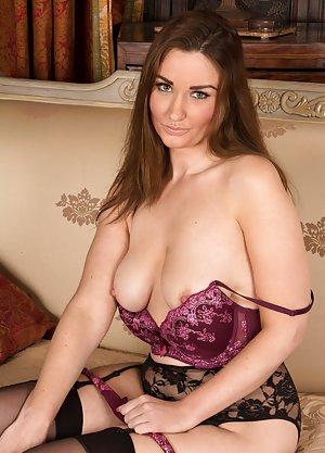 Lingerie Porn Pics at Mature Tits Pictures