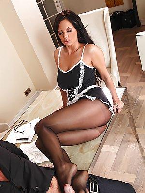 Ebony amature with big nipples strips sucks and fucks 7