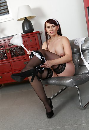 Sex Maid Mature 91
