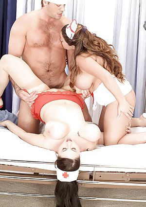 толстые медсестры порно фото