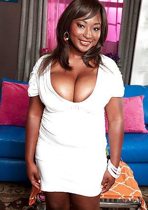 Big Black Titties 18