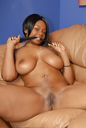 Thick black girl naked in porn magazine opinion you